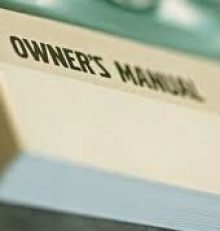 Top 5 Reasons to Read Your Owner's Manual